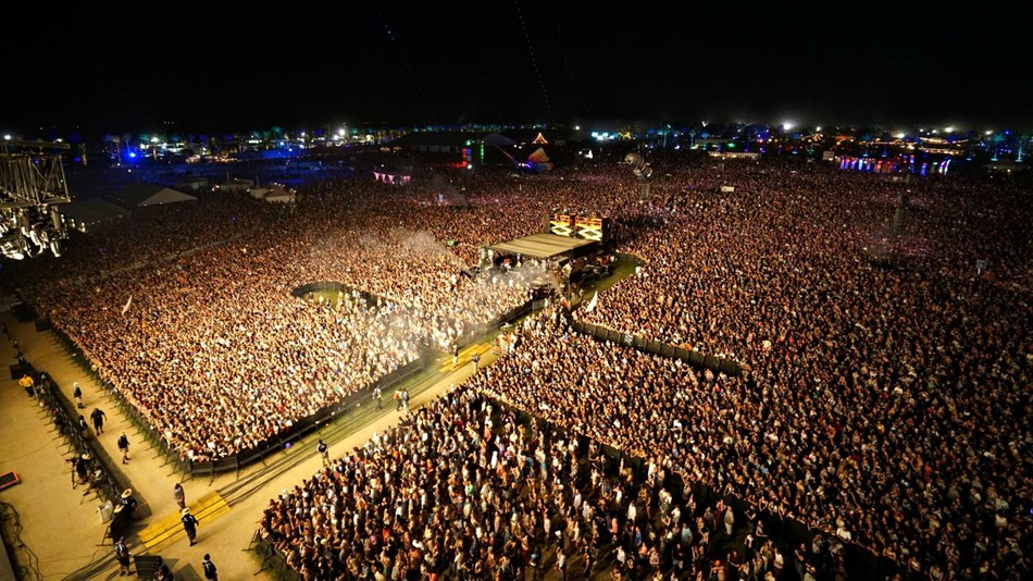 Coachella-Crowd