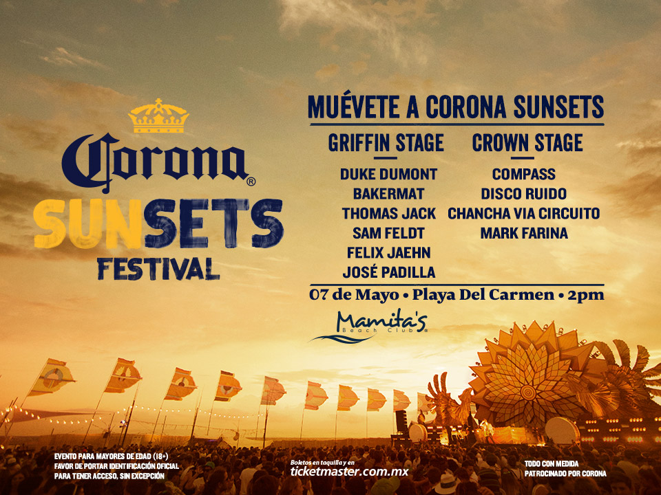 CoronaSunSets2016_Mexico_FacebookImage