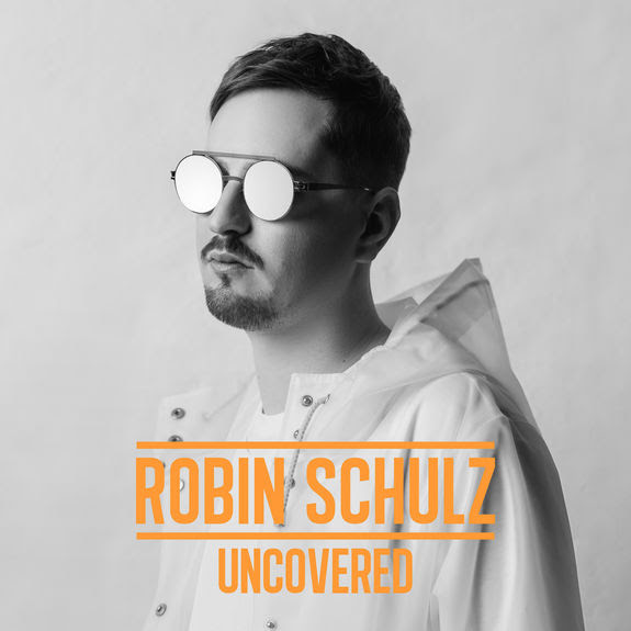 Uncovered Robin Schulz cover portada